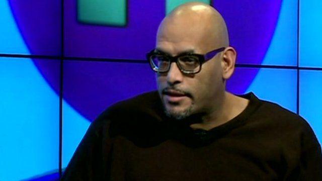 Ex basketball star John Amaechi talks about racism