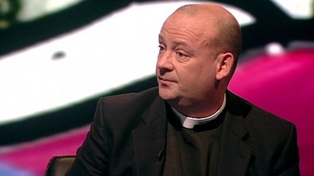 The Reverend Canon Dr Giles Fraser