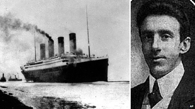 The RMS Titanic and William Hartley