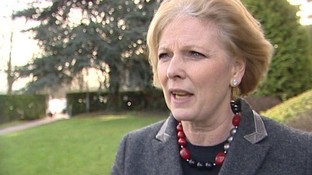 Anna Soubry, MP for Broxtowe