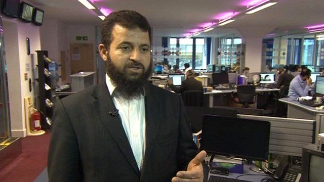 Mohamed Ali, head of the Islam Channel TV station
