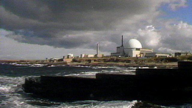 Dounreay nuclear plant