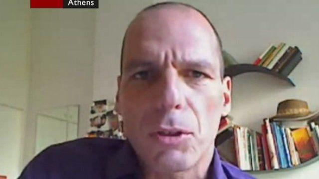 Yanis Varoufakis,