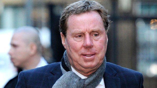 Harry Redknapp arrives at Southwark Crown Court