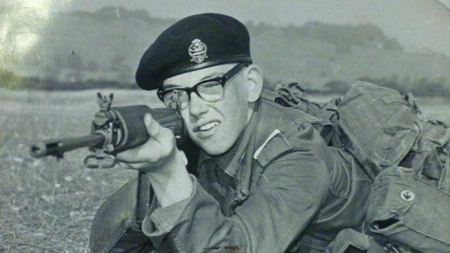 Private Paul Carter