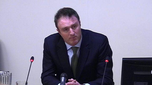 Times editor, James Harding