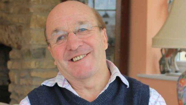 Richard Pitman donates kidney