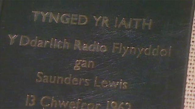 Tynged yr Iaith