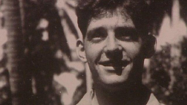 John Lowe during World War II