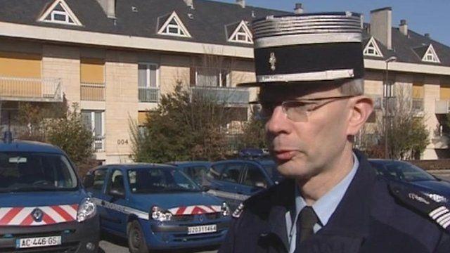 Col Laurent Vidal