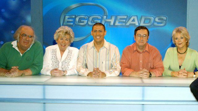 Eggheads game show