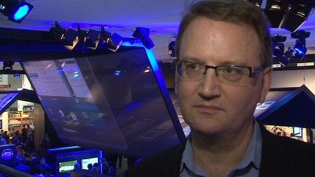 Alec Saunders, Vice President of Developer Relations, Blackberry