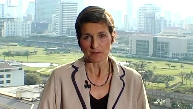 The BBC's Rachel Harvey reports from Thailand on the haze causing disruptions across the country.
