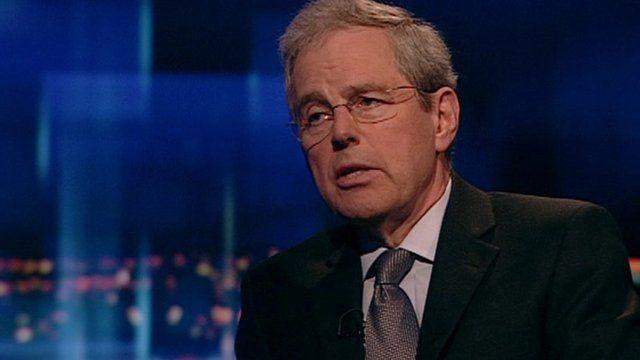 MHRA chief executive Professor Sir Kent Woods