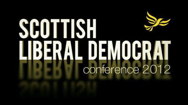 Scottish Liberal Democrats logo
