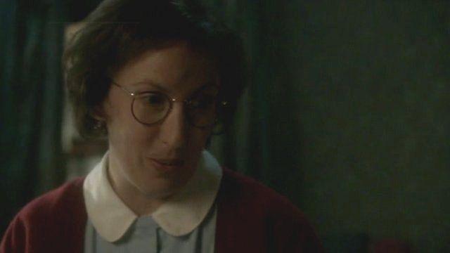 Miranda Hart stars in Call the Midwife