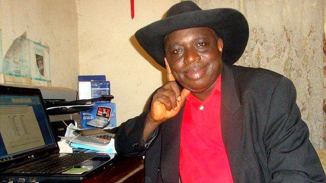 Foday Melvin Kamara