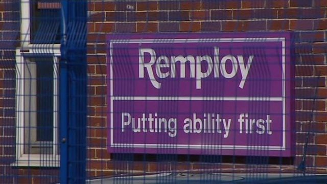 Remploy factory in Wrexham