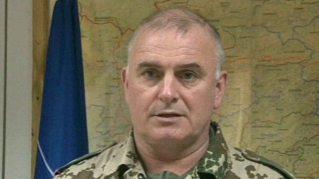 General Carsten Jacobson