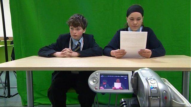 School Report pupils in East Sussex