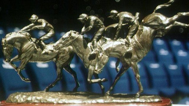 Grand National trophy