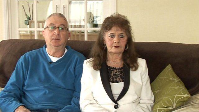 Richard and Susan Atkinson