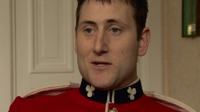 L/Sgt Vince Hockley