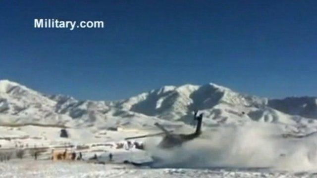 US Apache helicopter crash