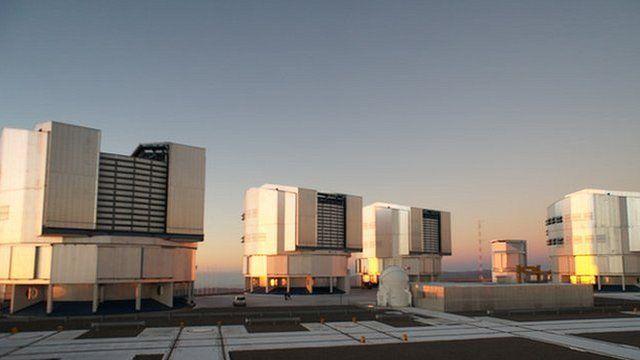 VLT, Paranal Observatory, Chile