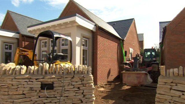 New housing development in Stratford-upon-Avon