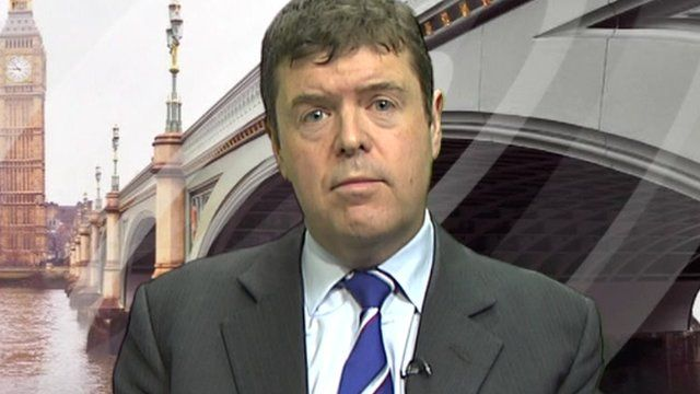 Health minister Paul Burstow
