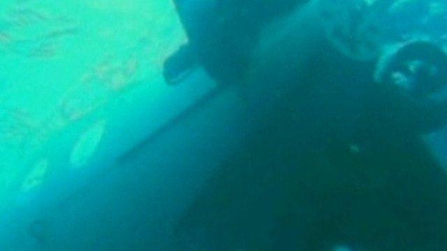 Chinese submersible Jiaolong