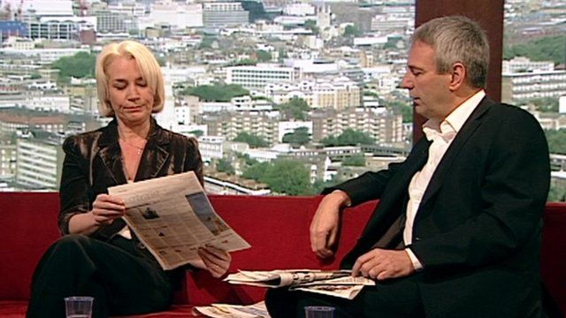 Sarah Baxter and Kevin Maguire