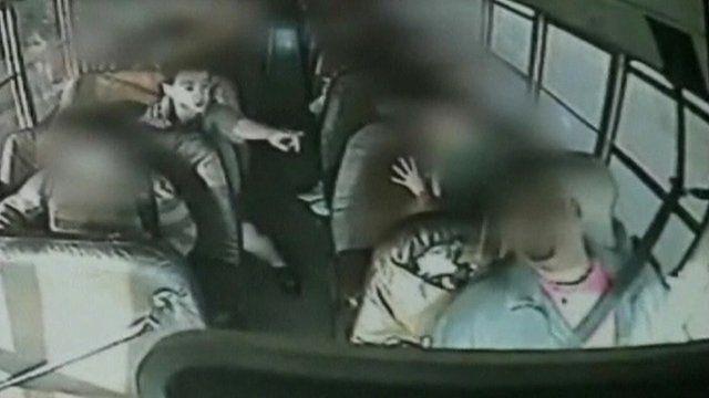 School bus CCTV