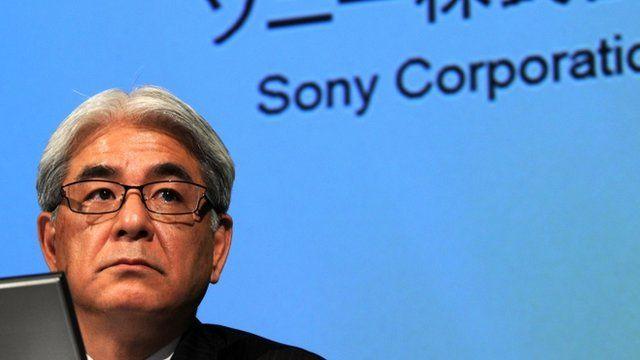 Sony CFO Masaru Kato