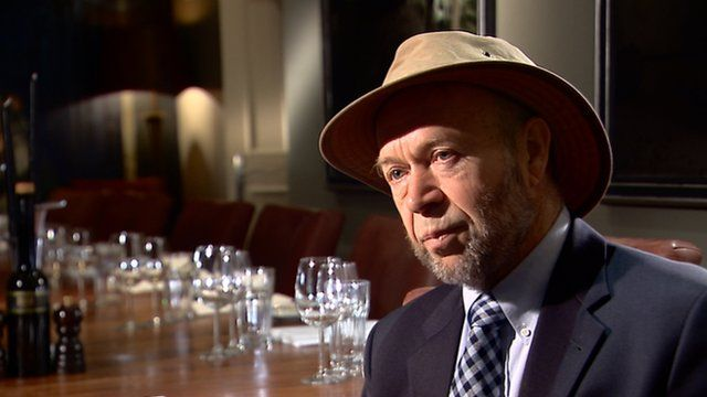 Dr James Hansen