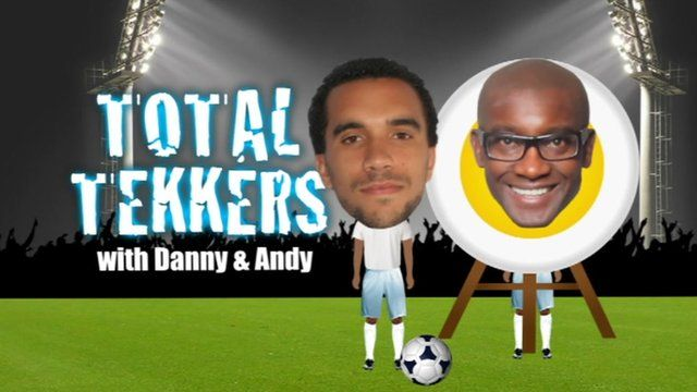 Total Tekkers with Danny and Andy