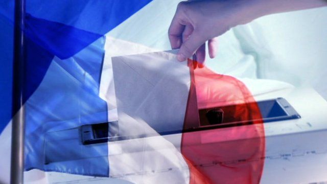 French election graphic