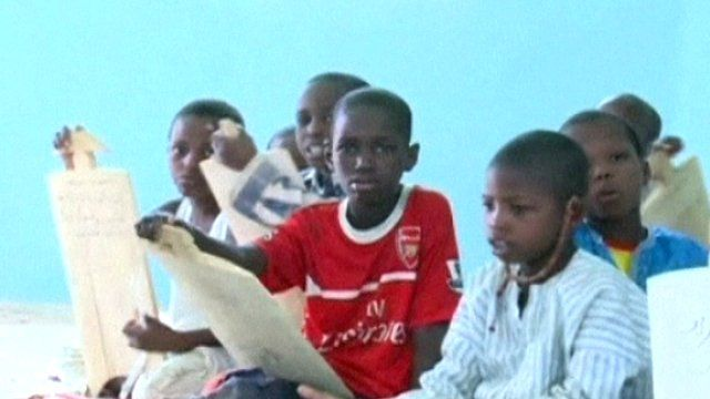 Almajiris students come from the poorest families