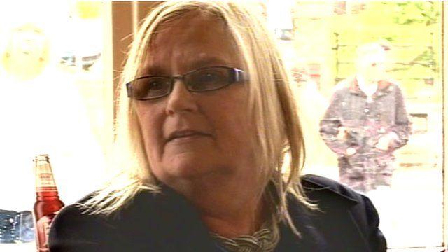 Liz Steele, head of Glemsford Primary School in Suffolk