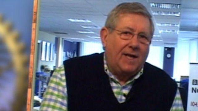 Brian Binley MP