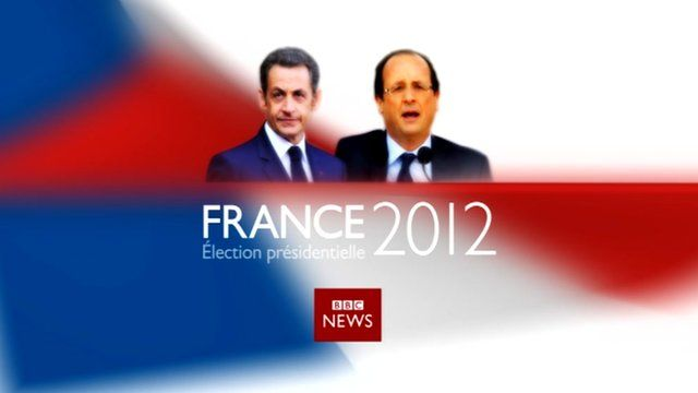 France 2012 graphic