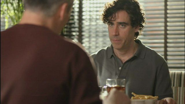 Stephen Mangan in Episodes
