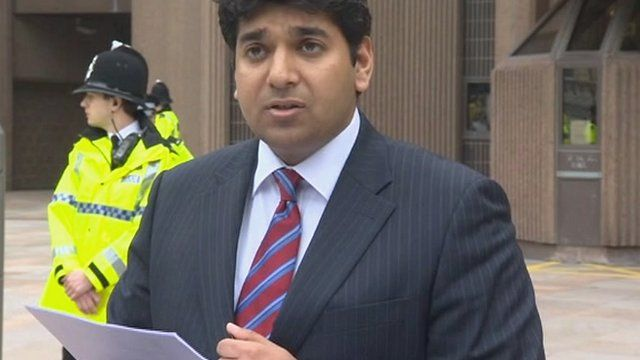 Alias Yousaf, lawyer for Adil Khan