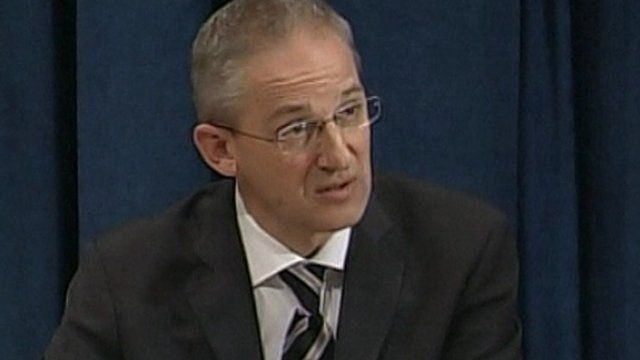 Martin Nesirky, spokesman for the UN Secretary-General