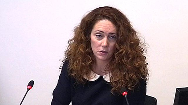 Rebekah Brooks the former chief executive of News International