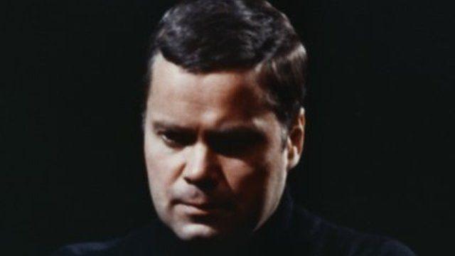 Dietrich Fischer-Dieskau, pictured in 1965