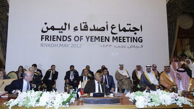 Friends of Yemen Meeting in Riyadh