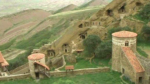 Davit Gareji monastery complex
