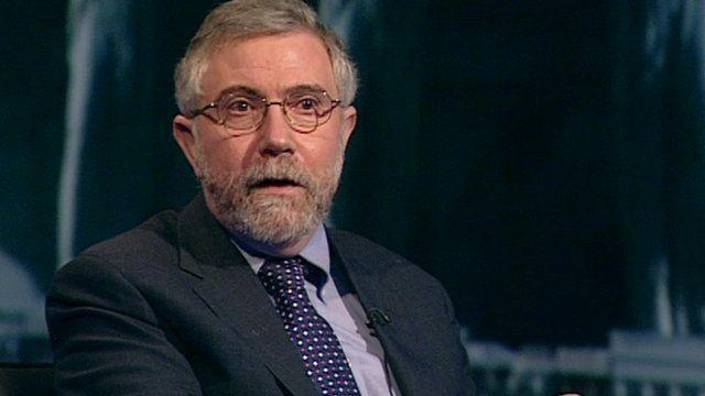 Professor Krugman